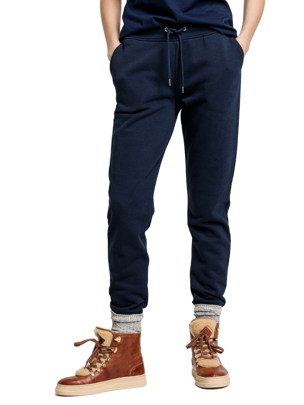 Picture of GANT | TROUSERS TONAL SHIELD SWEAT PANTS