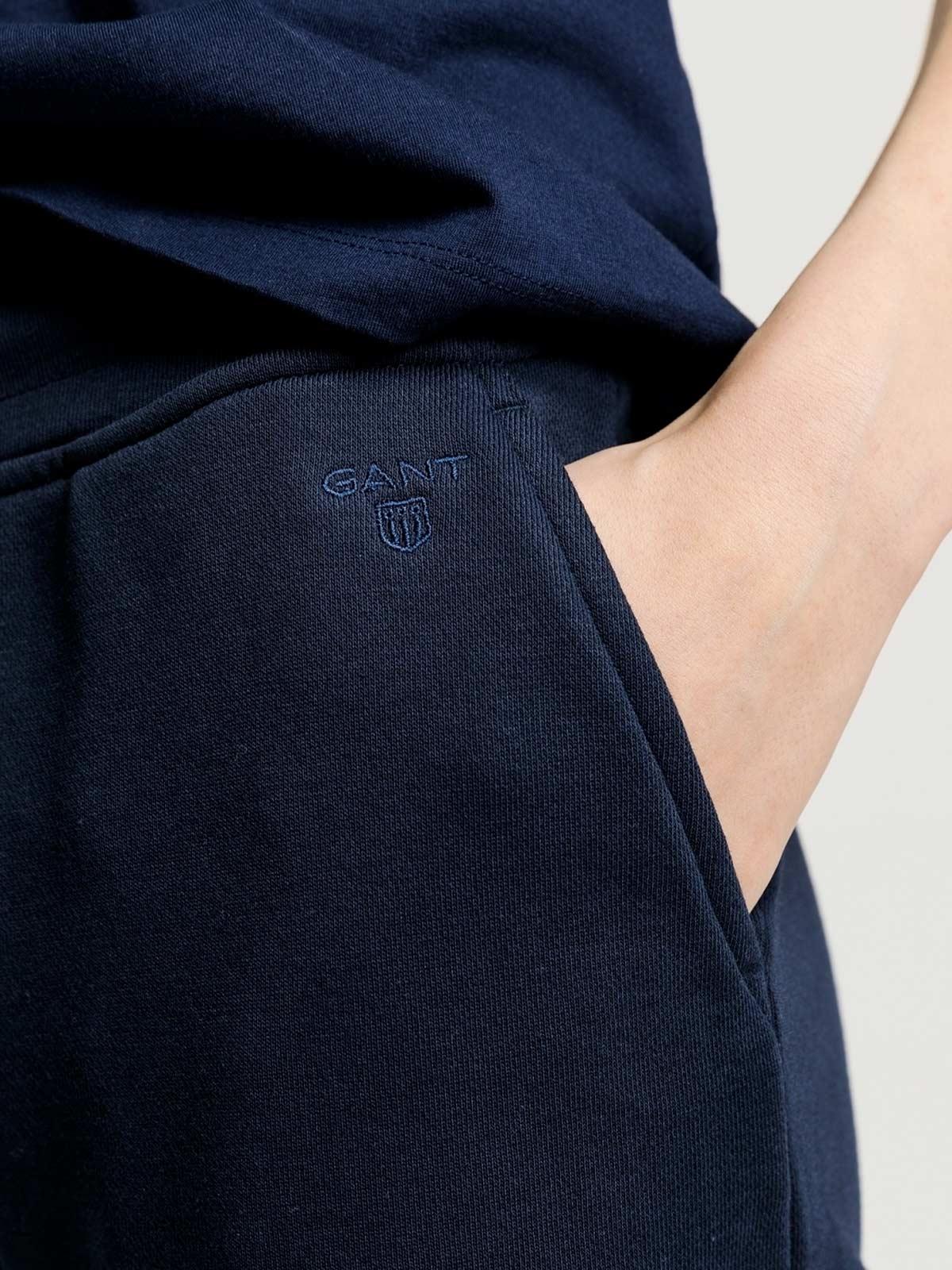 Picture of GANT | TROUSERS TONAL SHIELD SWEAT PANTS