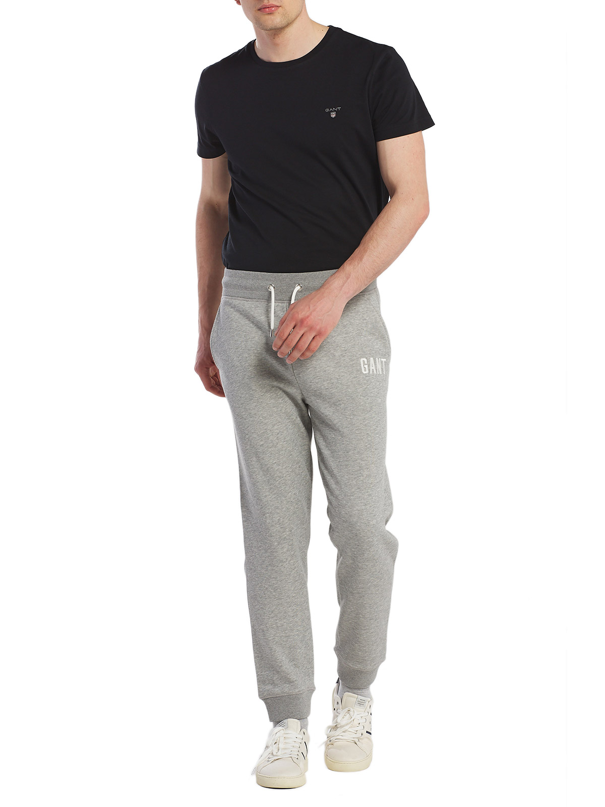 Picture of GANT | TROUSERS D1. GRAPHIC SWEAT PANTS