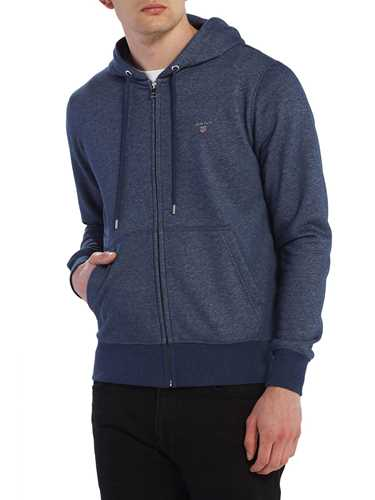 Picture of GANT | Men's Full-Zip Hoodie Sweatshirt