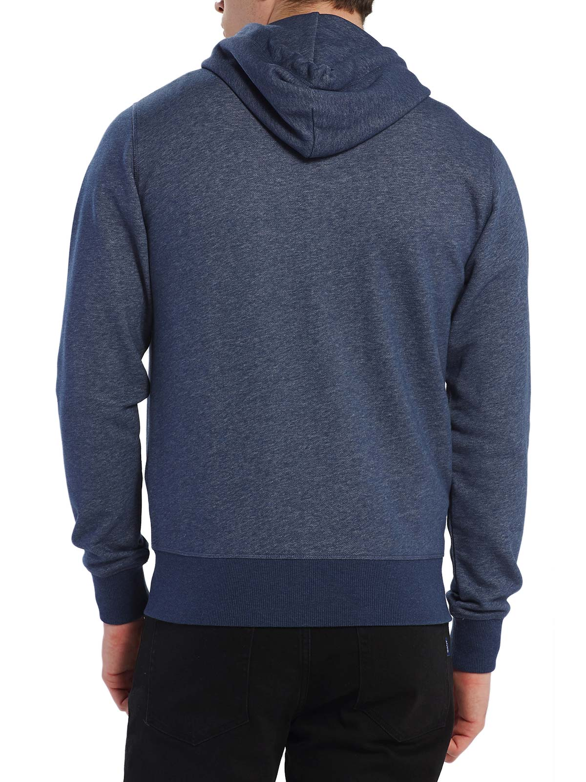 Picture of GANT | Men's Full-Zip Hoodie Sweatshirt