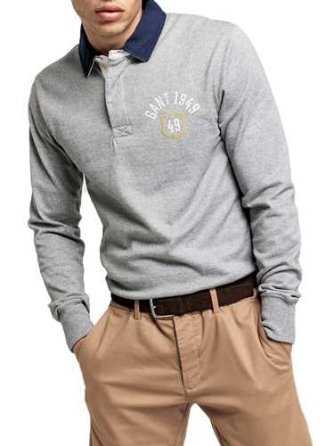 Picture of GANT | Men's Polo Graphic Heavy Rugger