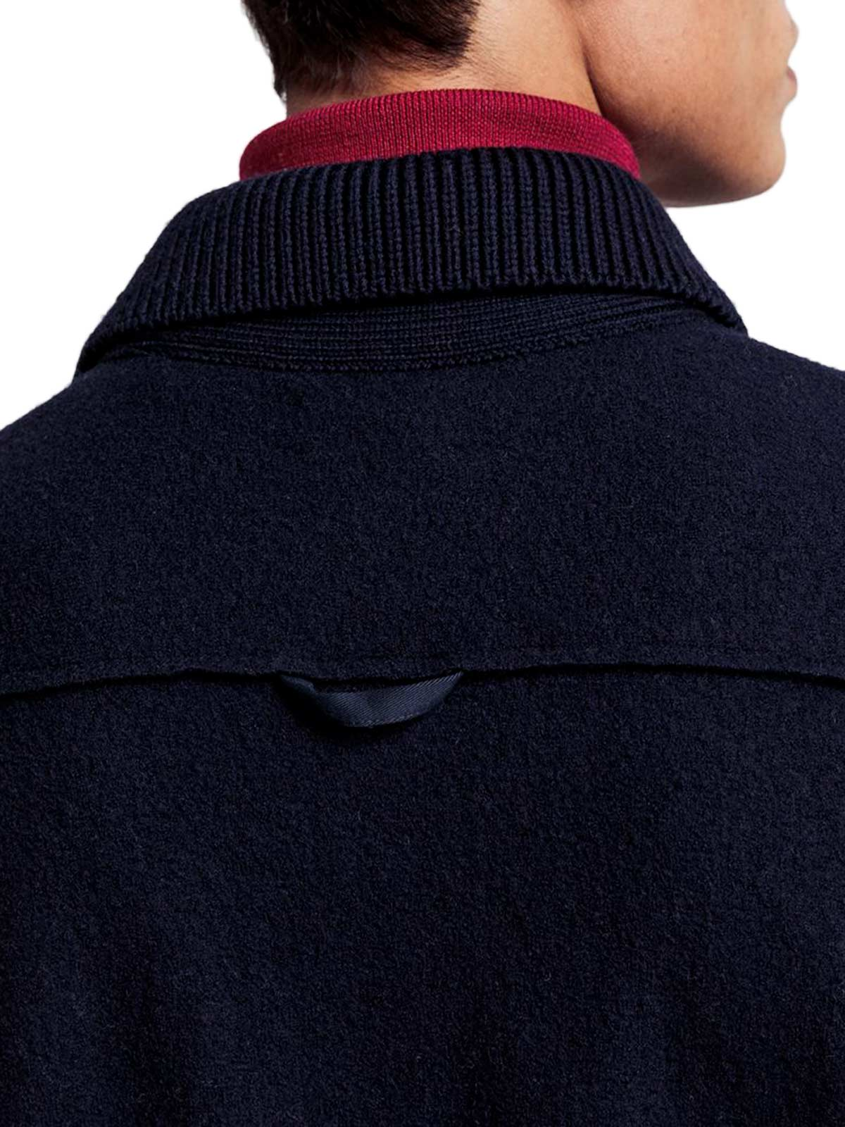 Picture of GANT   JERSEY D2. KNITTED WORKSHIRT