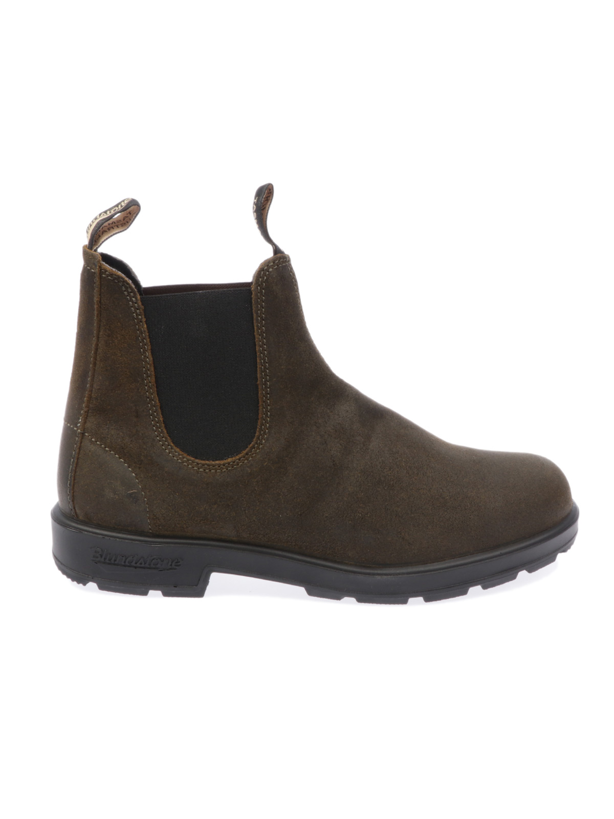 Picture of BLUNDSTONE | Men's Waxed Elastic Ankle Boot