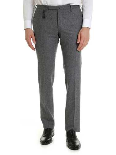 Picture of INCOTEX | Men's Slim Fit Wool Trousers