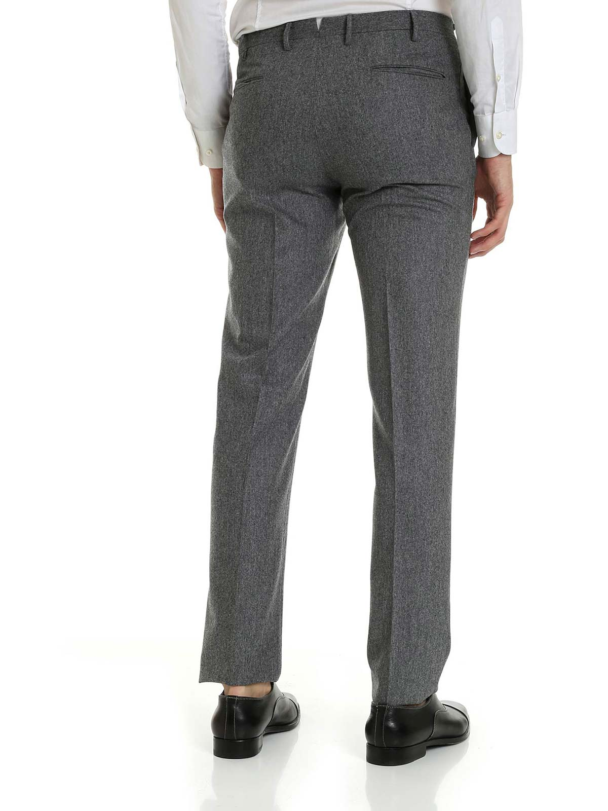 Immagine di INCOTEX | Pantaloni Uomo Slim Fit in Lana