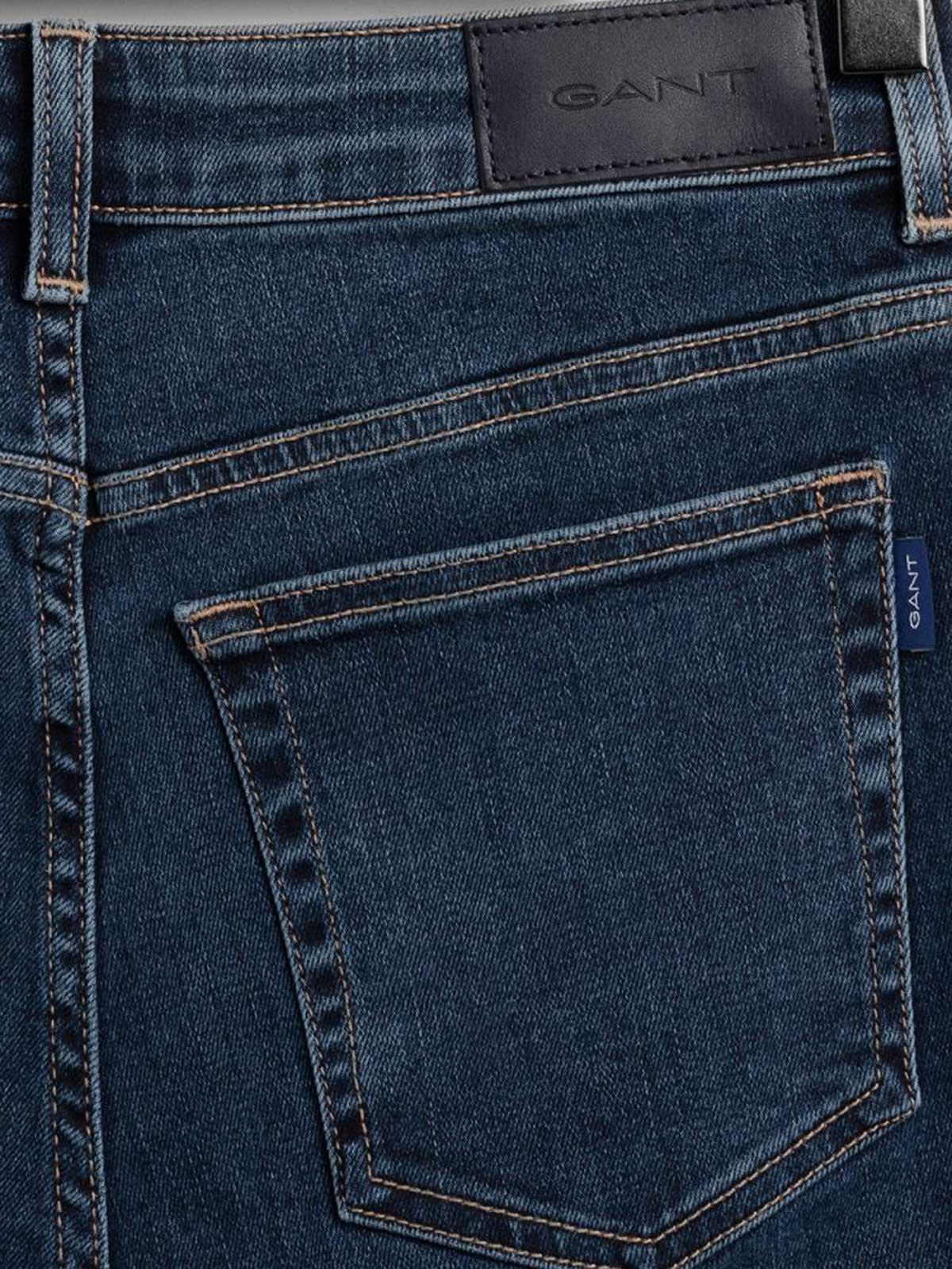 Immagine di Gant   Jeans Slim Super Stretch Jeans