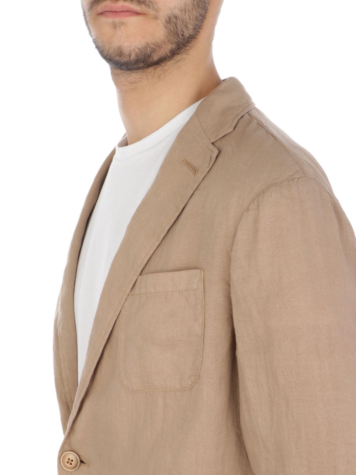 Picture of ALTEA | Men's Linen Blazer