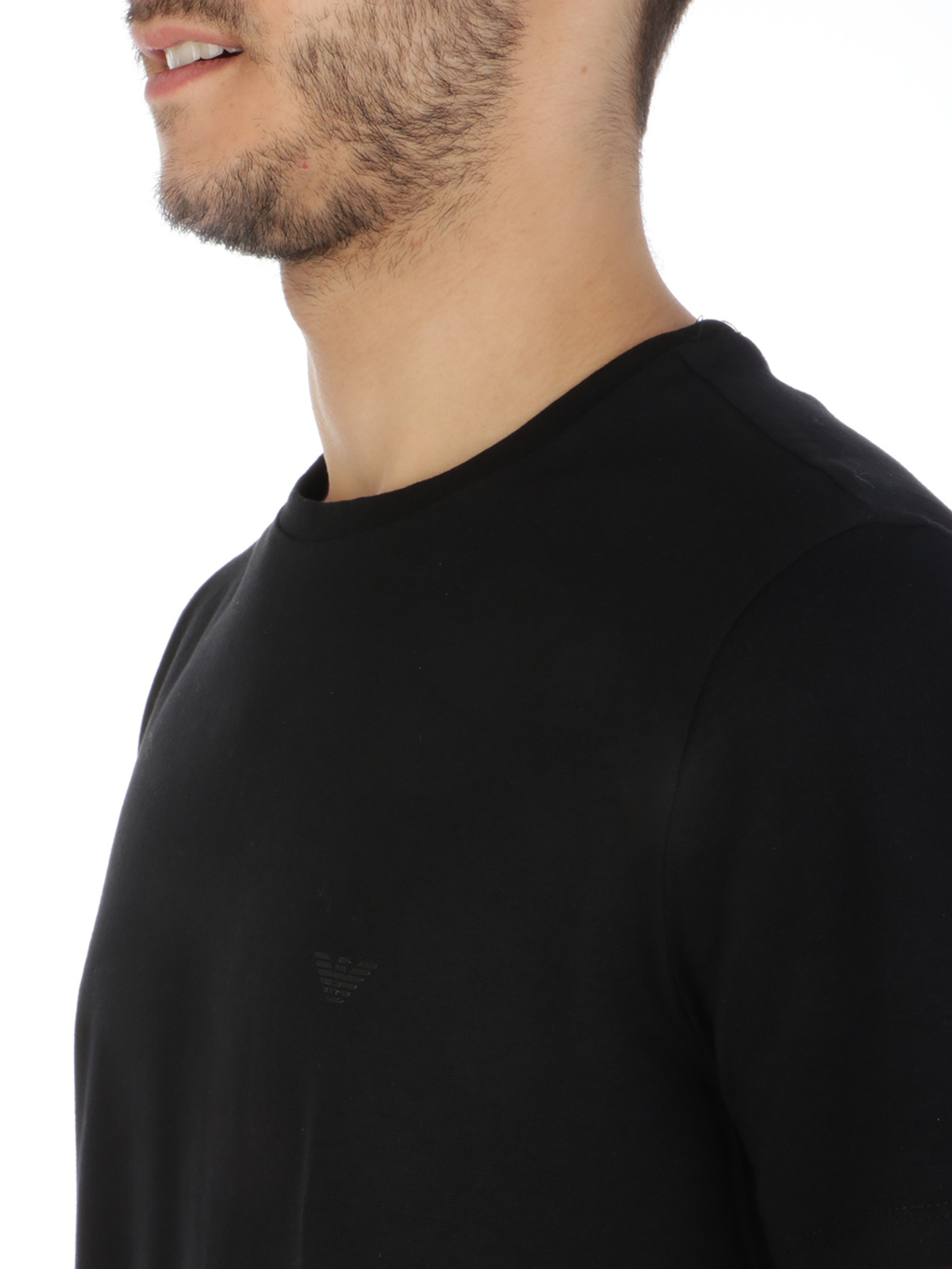 Picture of EMPORIO ARMANI | Men's Jersey T-Shirt