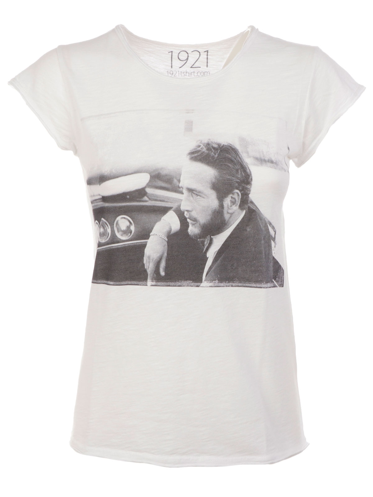 Picture of 1921 | Women's Paul Newman T-Shirt