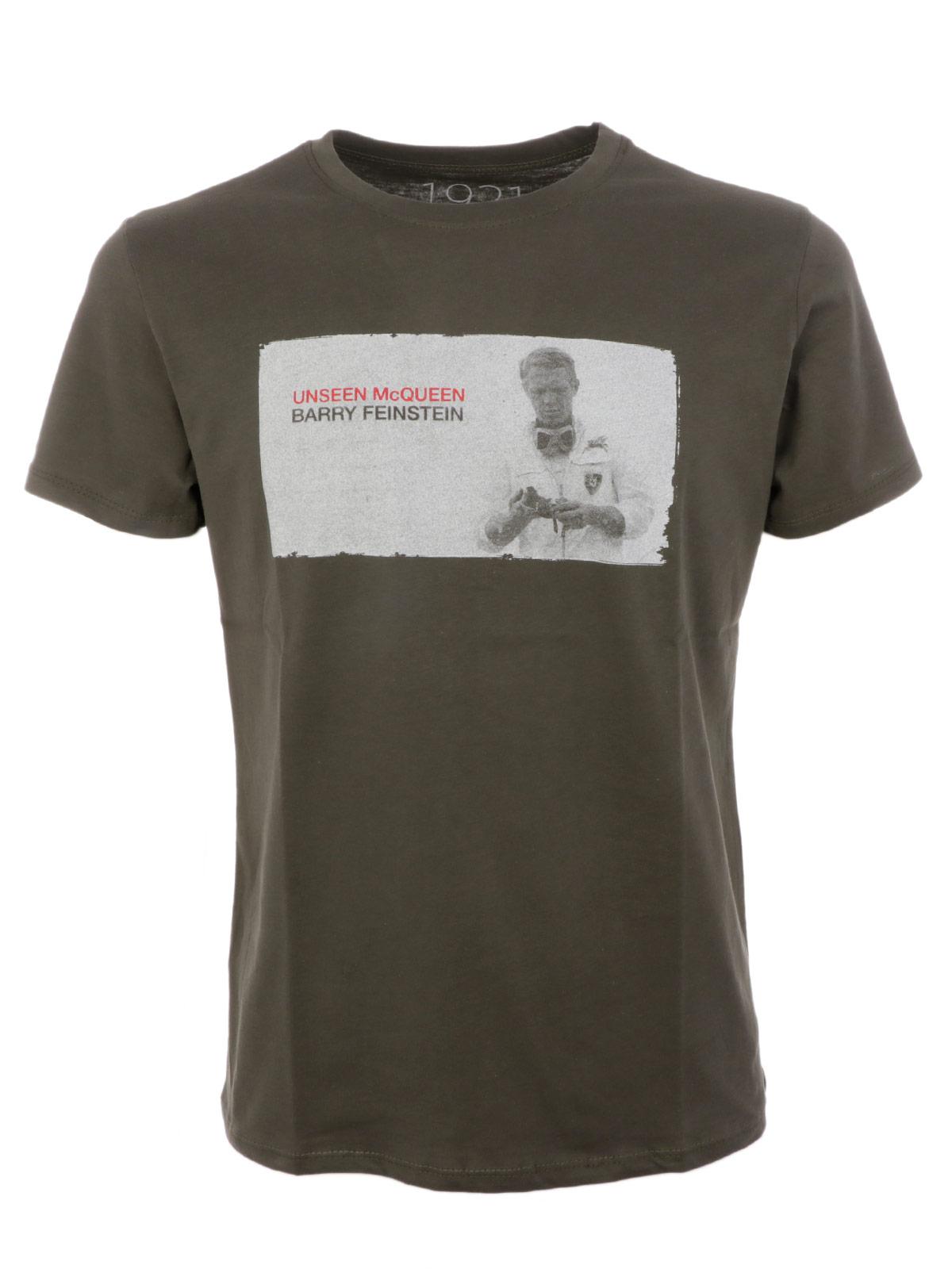 Immagine di 1921 | T-Shirt Uomo Steve McQueen