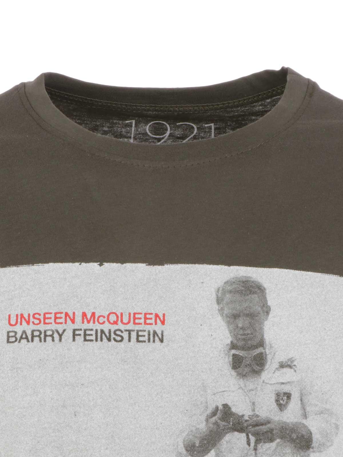 Picture of 1921 | Men's Steve McQueen T-Shirt