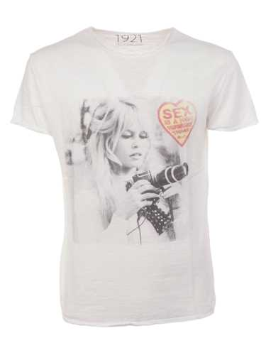 Picture of 1921 | Men's Brigitte Bardot T-Shirt