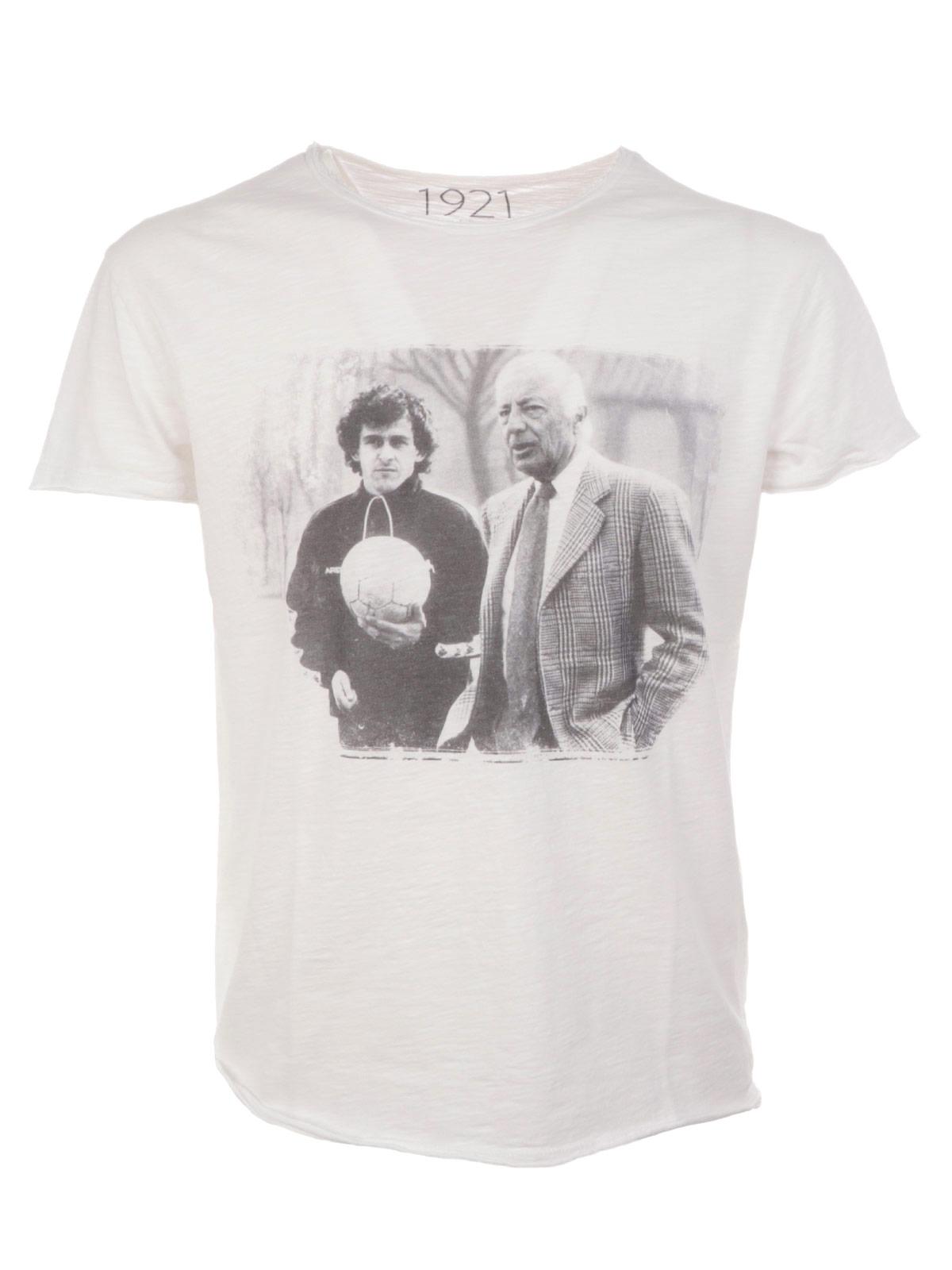 Immagine di 1921 | T-Shirt Uomo Agnelli Platini