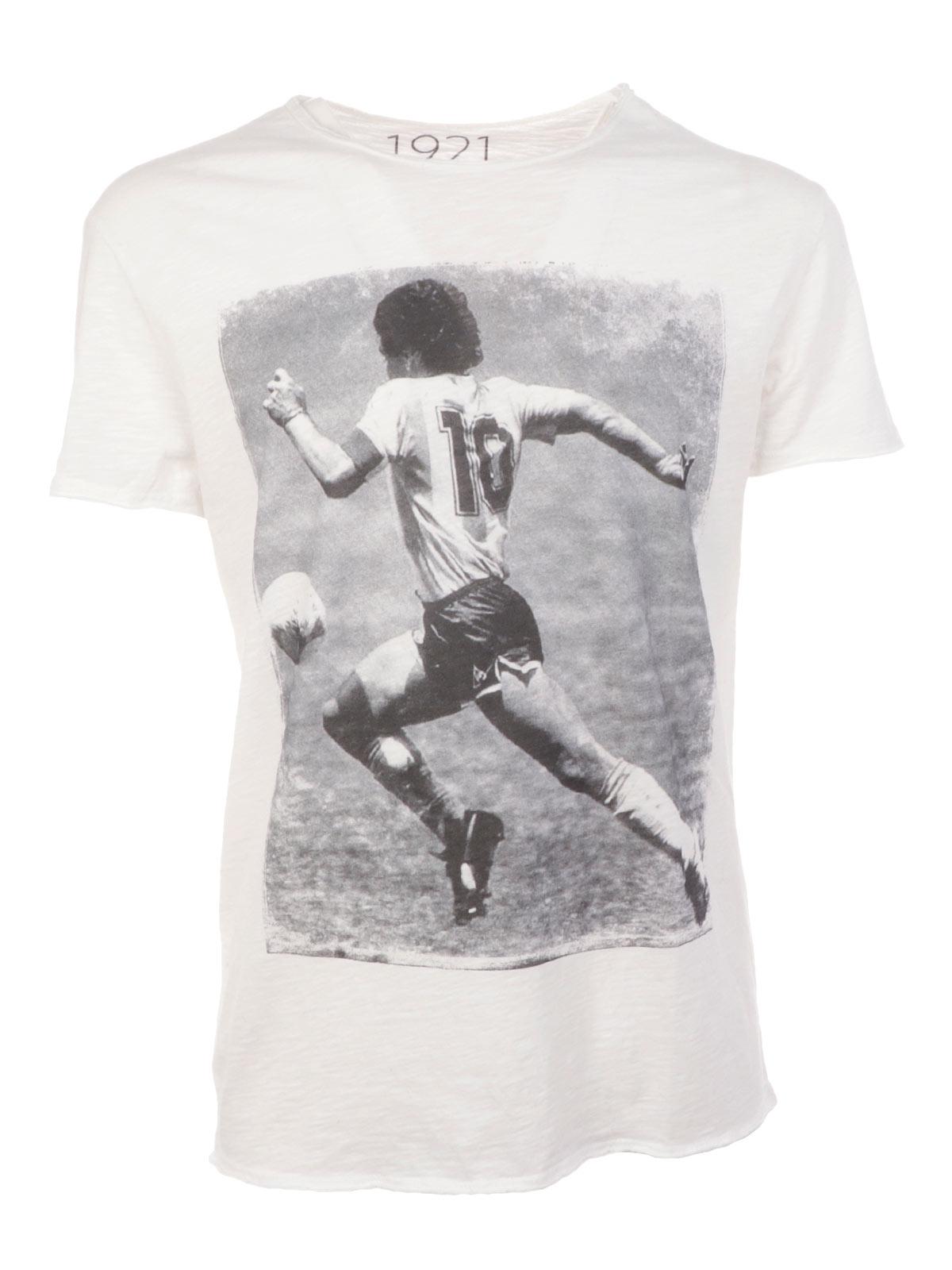 Immagine di 1921 | T-Shirt Uomo Maradona