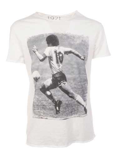 Picture of 1921 | Men's Maradona T-Shirt