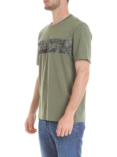 Picture of WOOLRICH | Men's Cotton T-Shirt