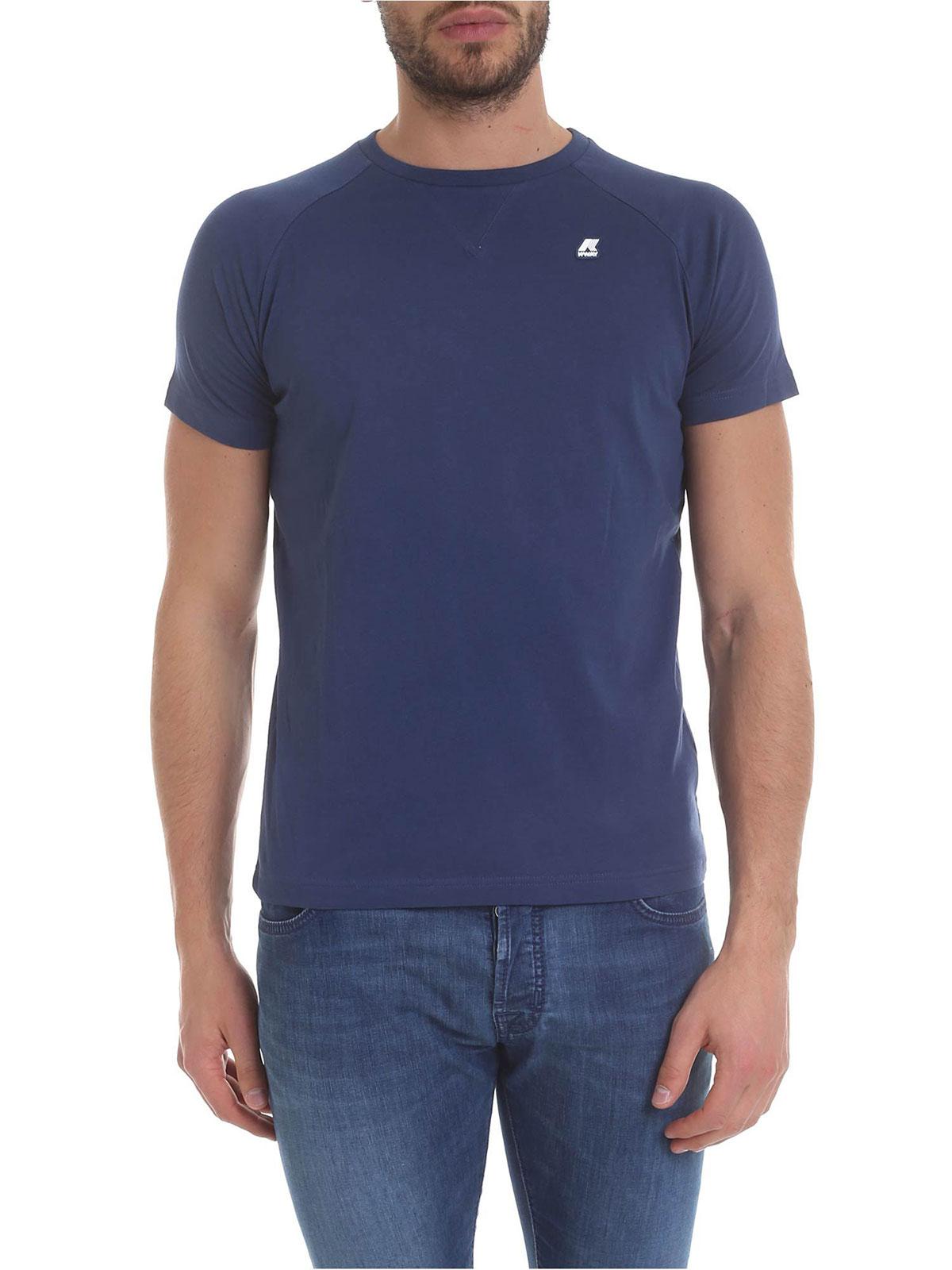 Immagine di K-WAY | T-Shirt Uomo Edwing