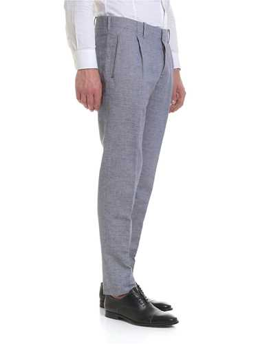 Picture of INCOTEX | Men's Linen Trousers