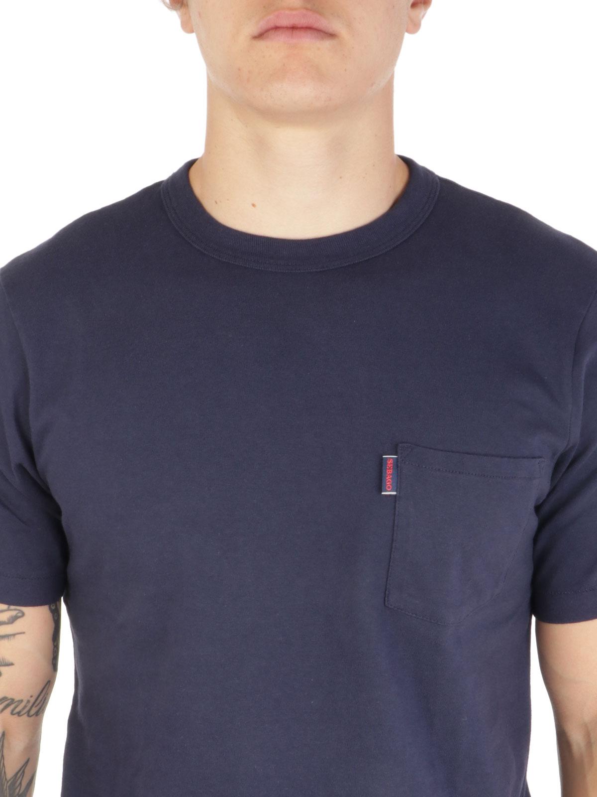Immagine di SEBAGO   T-Shirt Uomo in Cotone