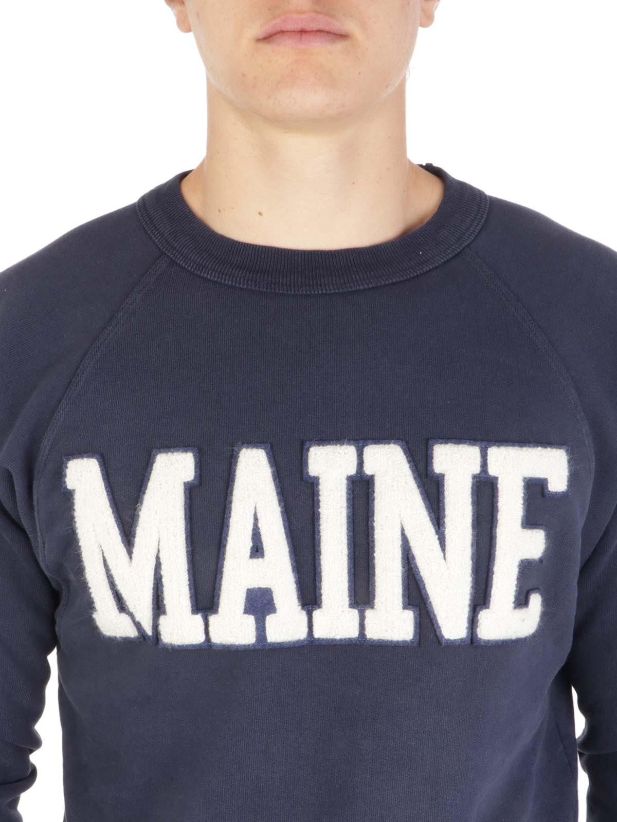 Immagine di SEBAGO | Felpa Uomo Maine in Cotone
