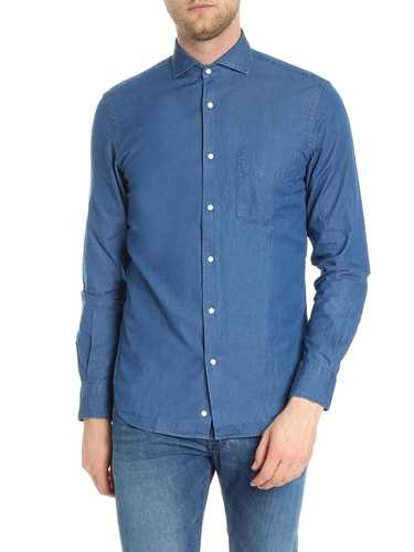 Picture of ASPESI | Men's Denim Shirt