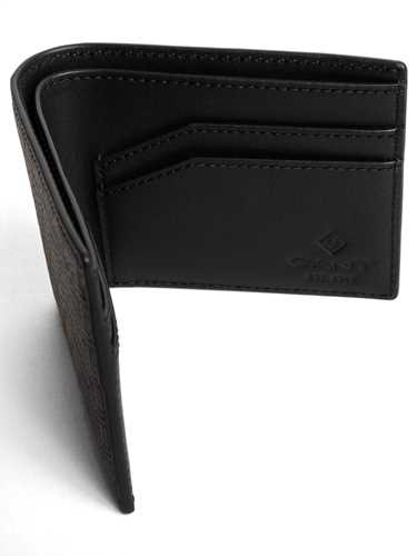 Picture of Gant | Wallet D1. Leather Signature Weave Wallet