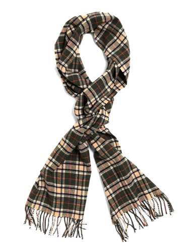Picture of Gant | Scarf D2. Checked Wool Scarf
