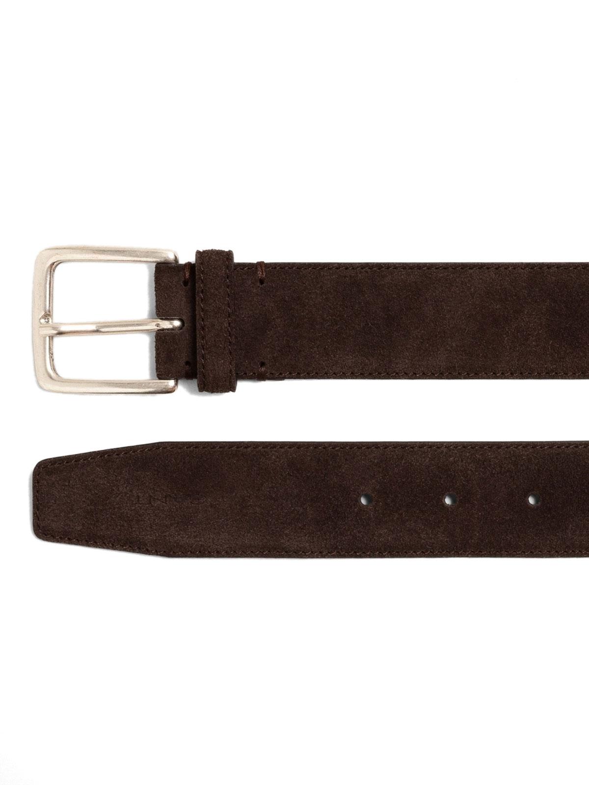 Picture of Gant | Belt Classic Suede Belt