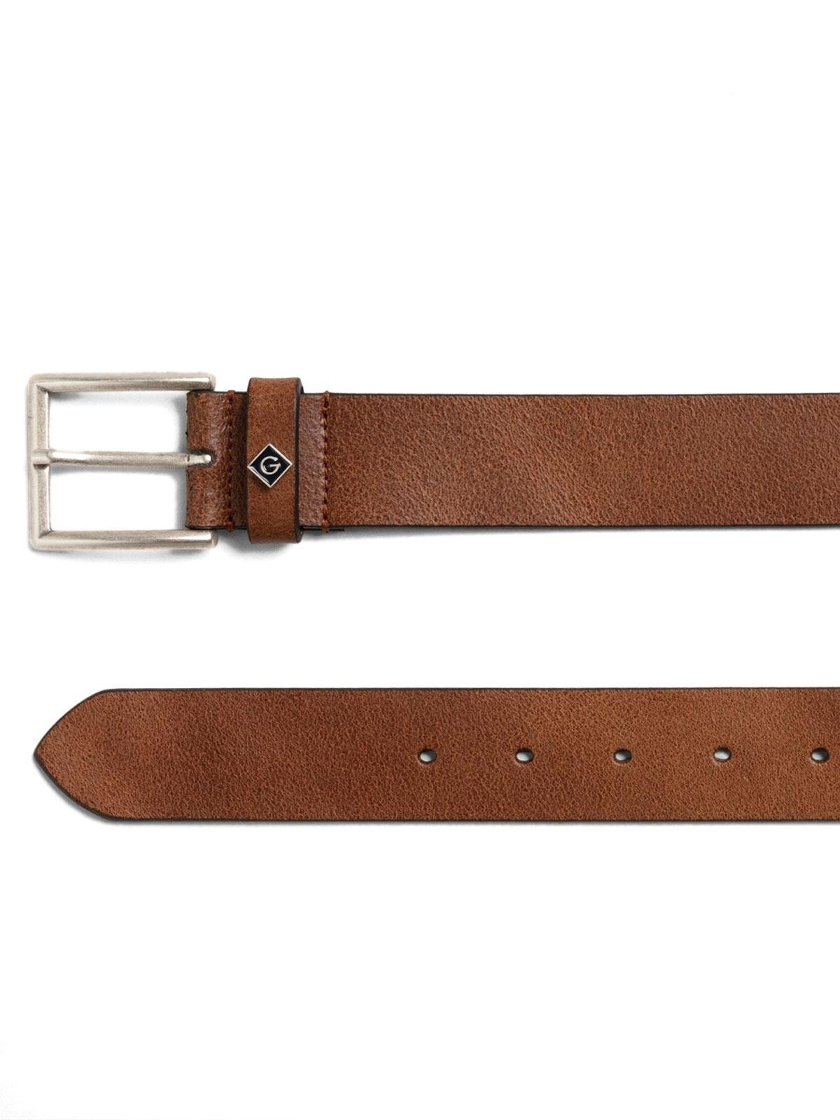 Picture of Gant | Belt D1. Logo Leather Belt