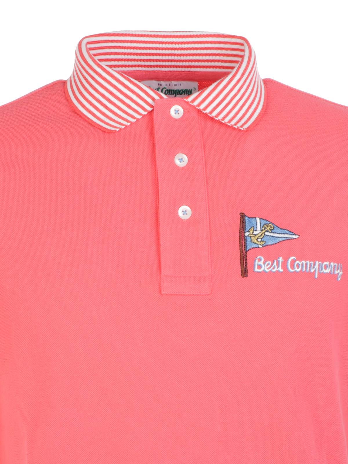 Best Company Men S Boat Polo Shirt 0718 692045 Botta B Online