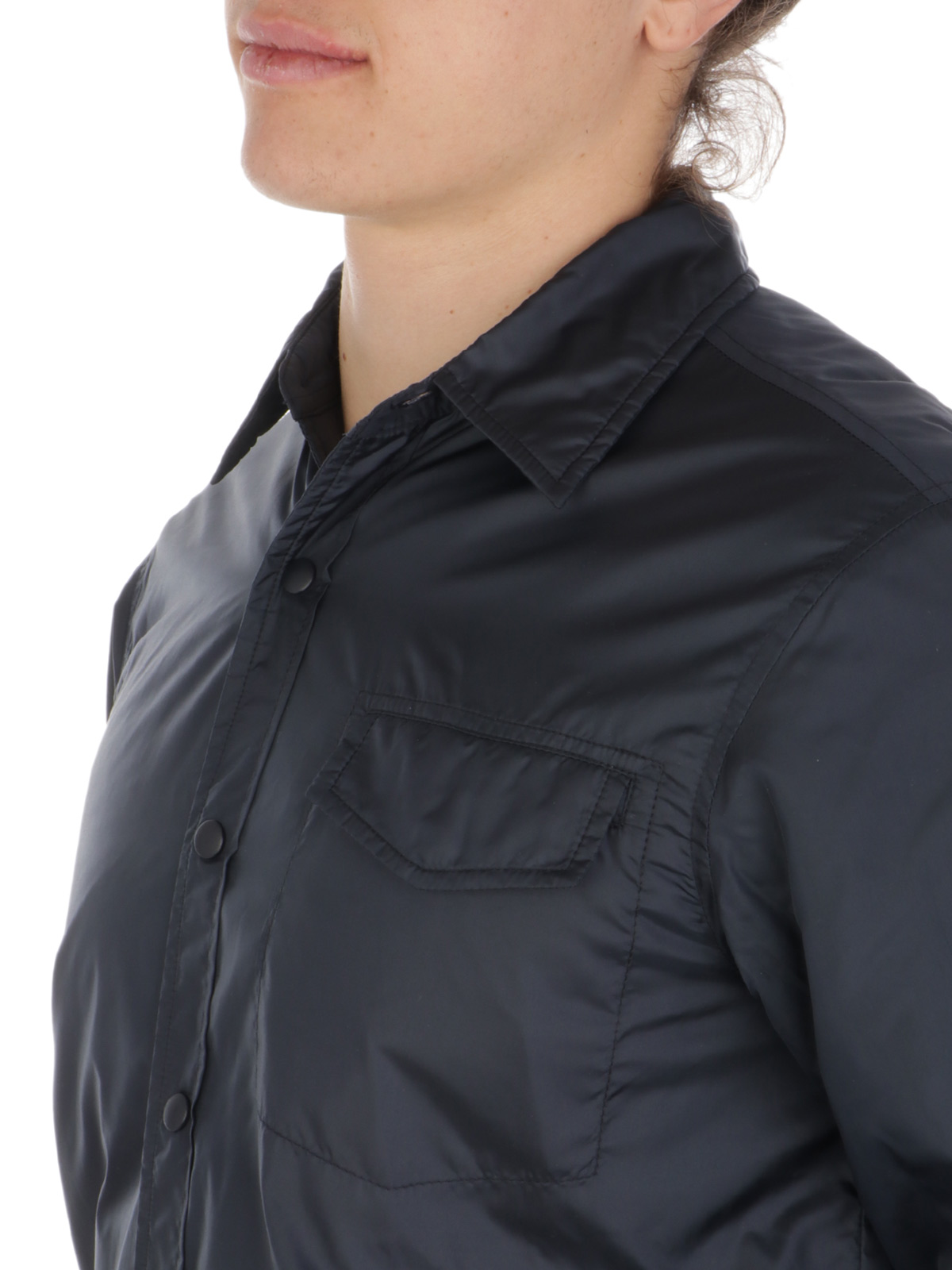 Immagine di ASPESI | Giacca Uomo a Camicia Marvin