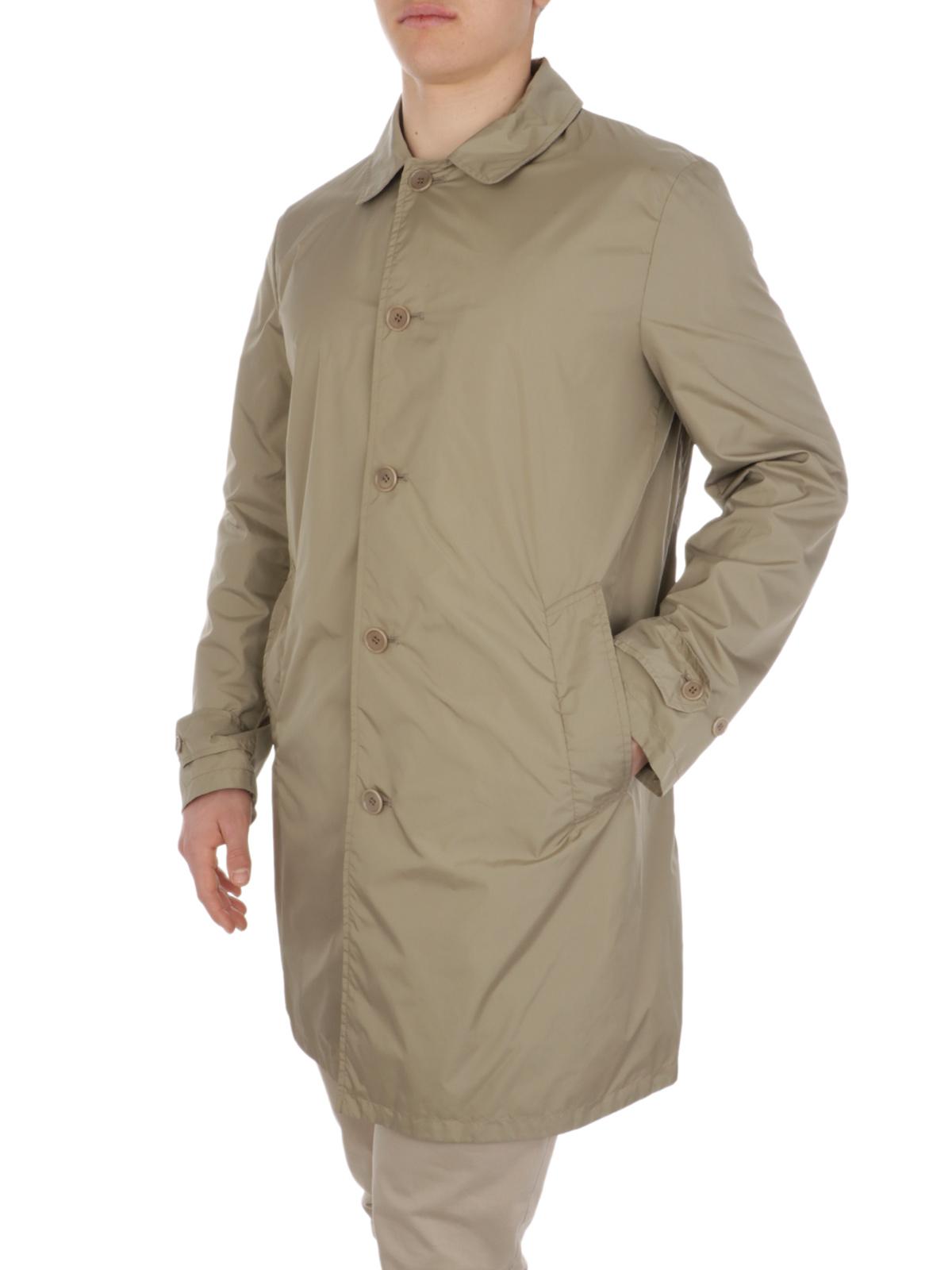 Picture of ASPESI   Men's Limone Raincoat