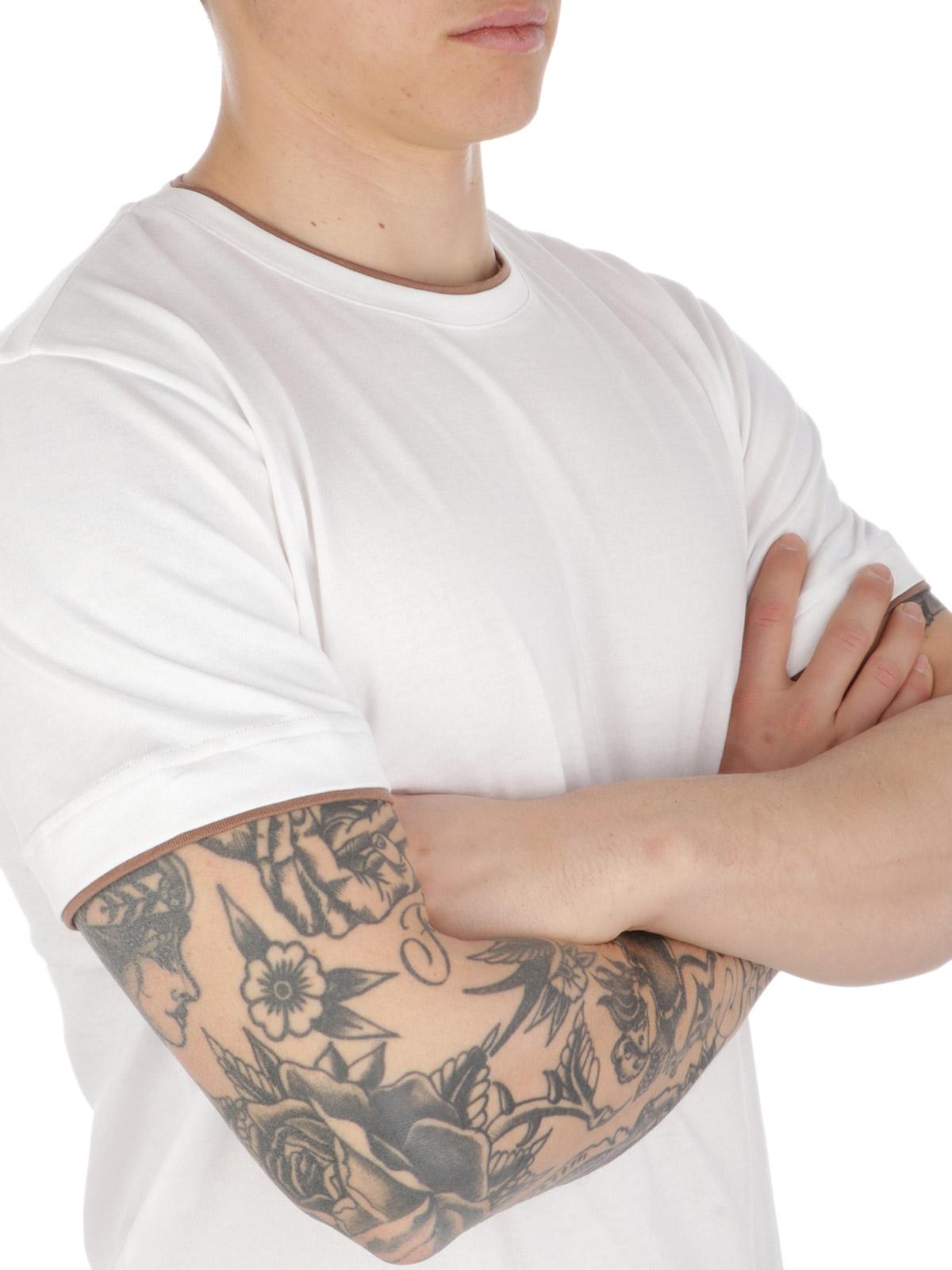 Immagine di ELEVENTY | T-Shirt Uomo con Bordini