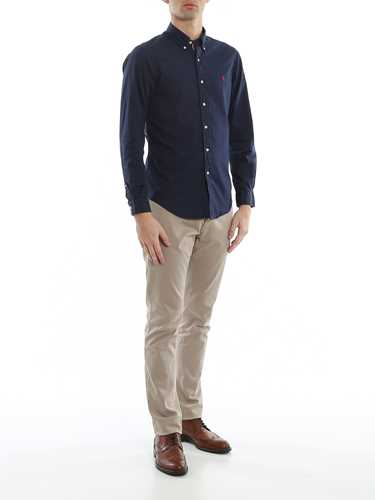 Picture of POLO RALPH LAUREN | Men's Cotton Twill Shirt