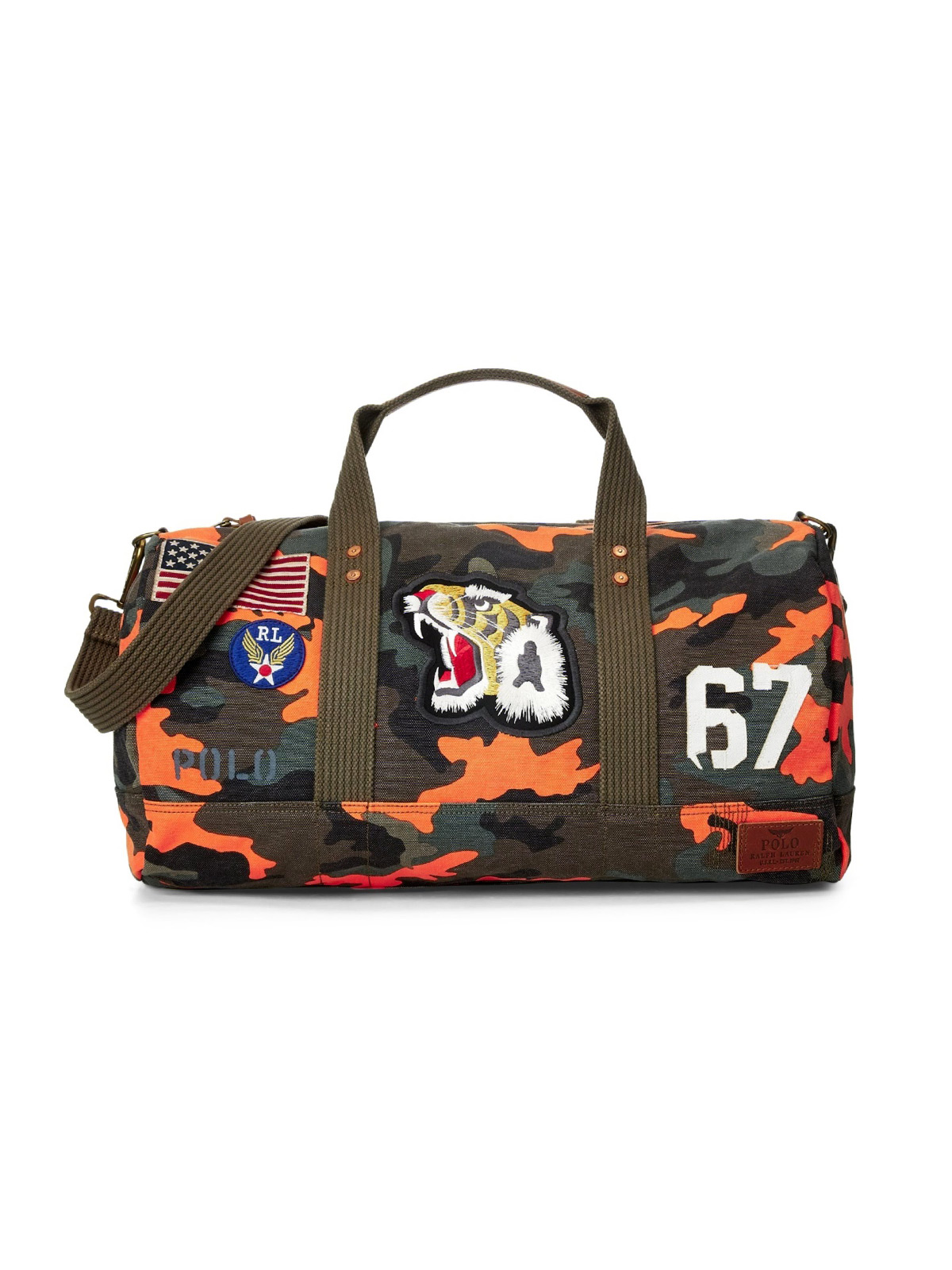 Picture of Polo Ralph Lauren | Bag Duffle Camp Tgr