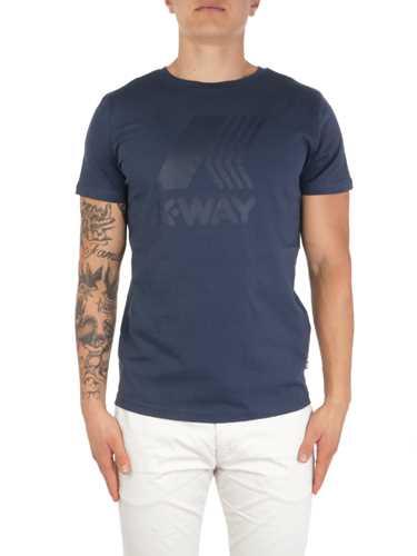 Picture of K-WAY | Men's Elliot Logo T-Shirt