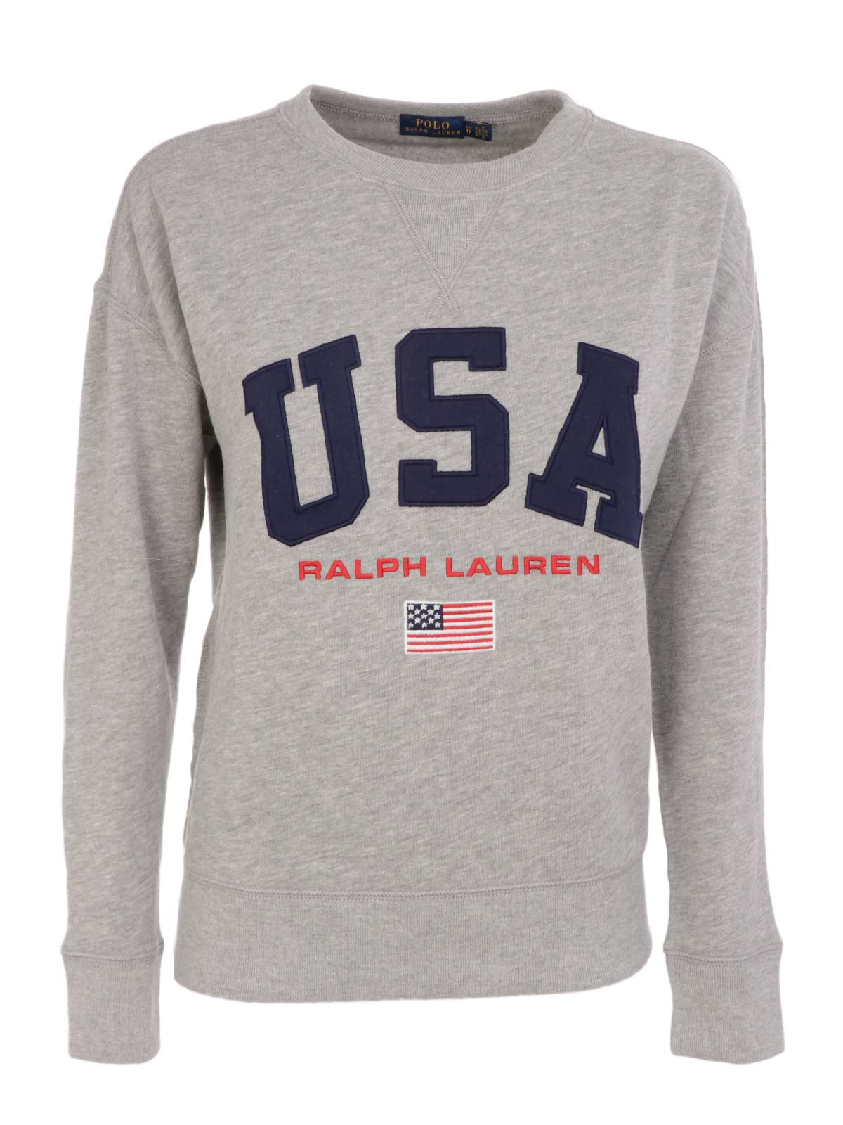 Picture of POLO RALPH LAUREN | Women's USA Fleece Sweatshirt