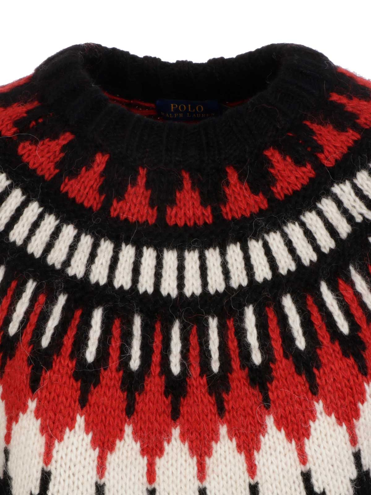 Picture of POLO RALPH LAUREN | Women's Wool Blend Sweater