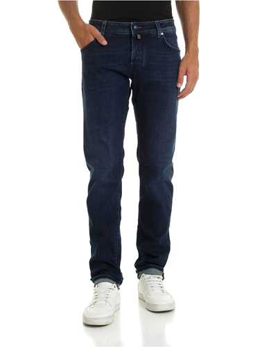Picture of JACOB COHEN | Men's 5 Pockets Jeans J622