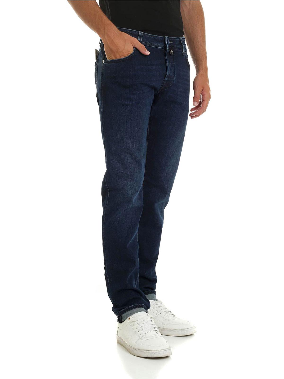 Picture of JACOB COHEN   Men's 5 Pockets Jeans J622