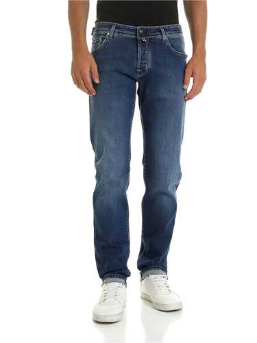 Picture of JACOB COHEN | Men's Stretch Jeans J622