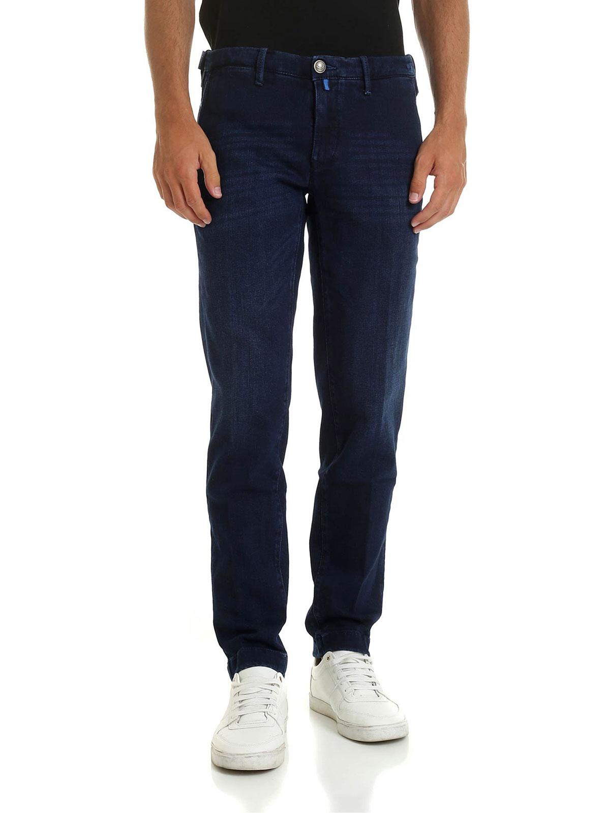 Picture of JACOB COHEN | Men's Chino Trousers Lion