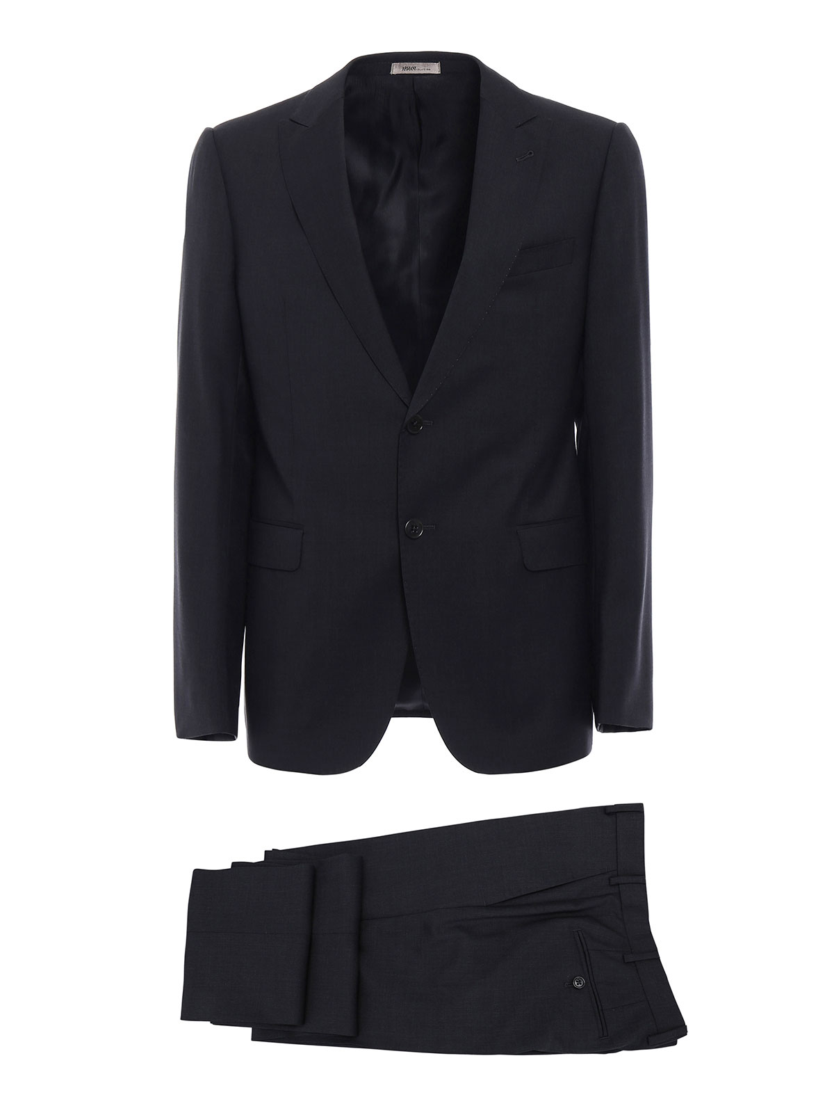 Picture of Armani | Virgin Wool Two Pieces Suit