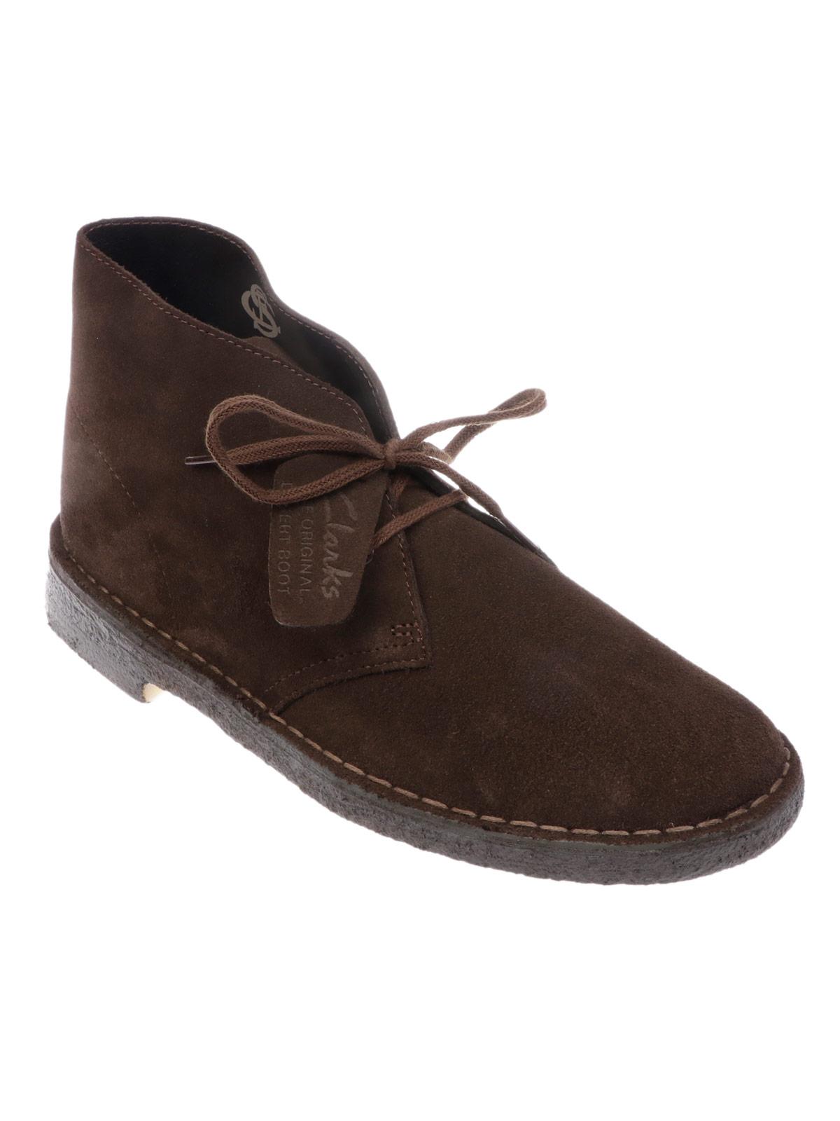 a9bfdace09 Negozio di sconti online,Clarks Desert Boots Uomo Brown
