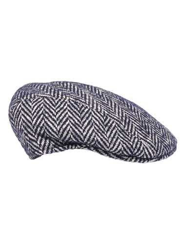 Picture of PORTALURI | Men's Herringbone Flat Cap