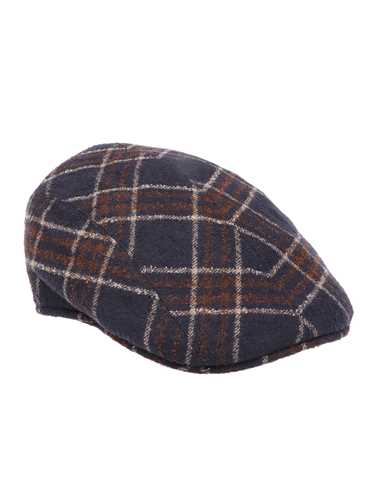 Picture of PORTALURI | Men's Virgin Wool Flat Cap