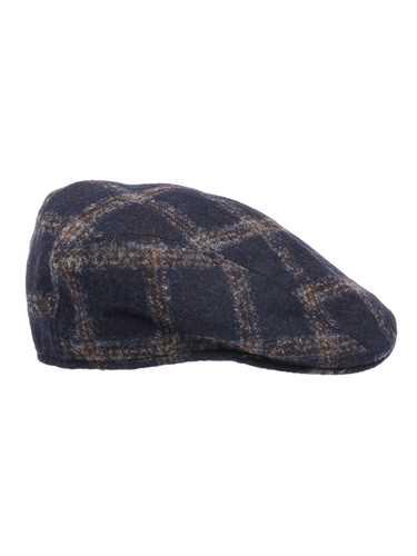 Picture of PORTALURI | Men's Virgin Wool Flat Cap