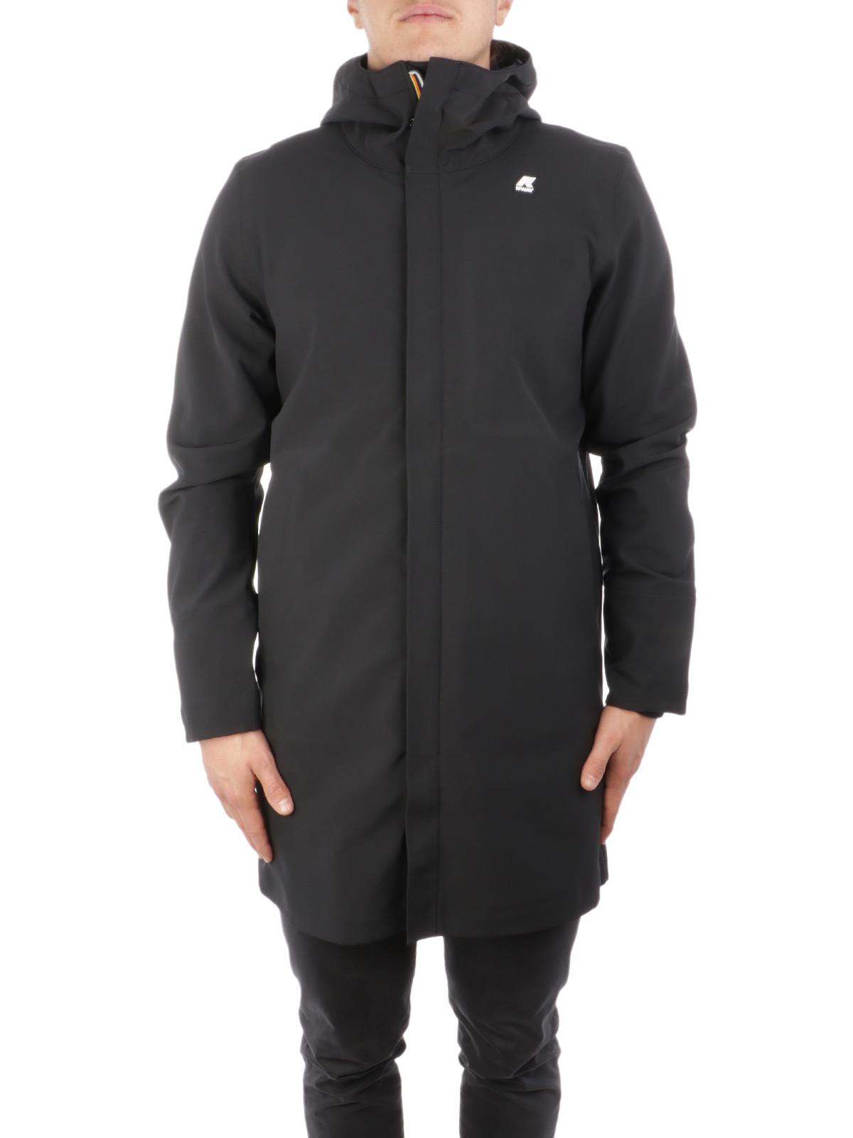Picture of K-WAY | Men's Thomas Bonded Waterproof Coat