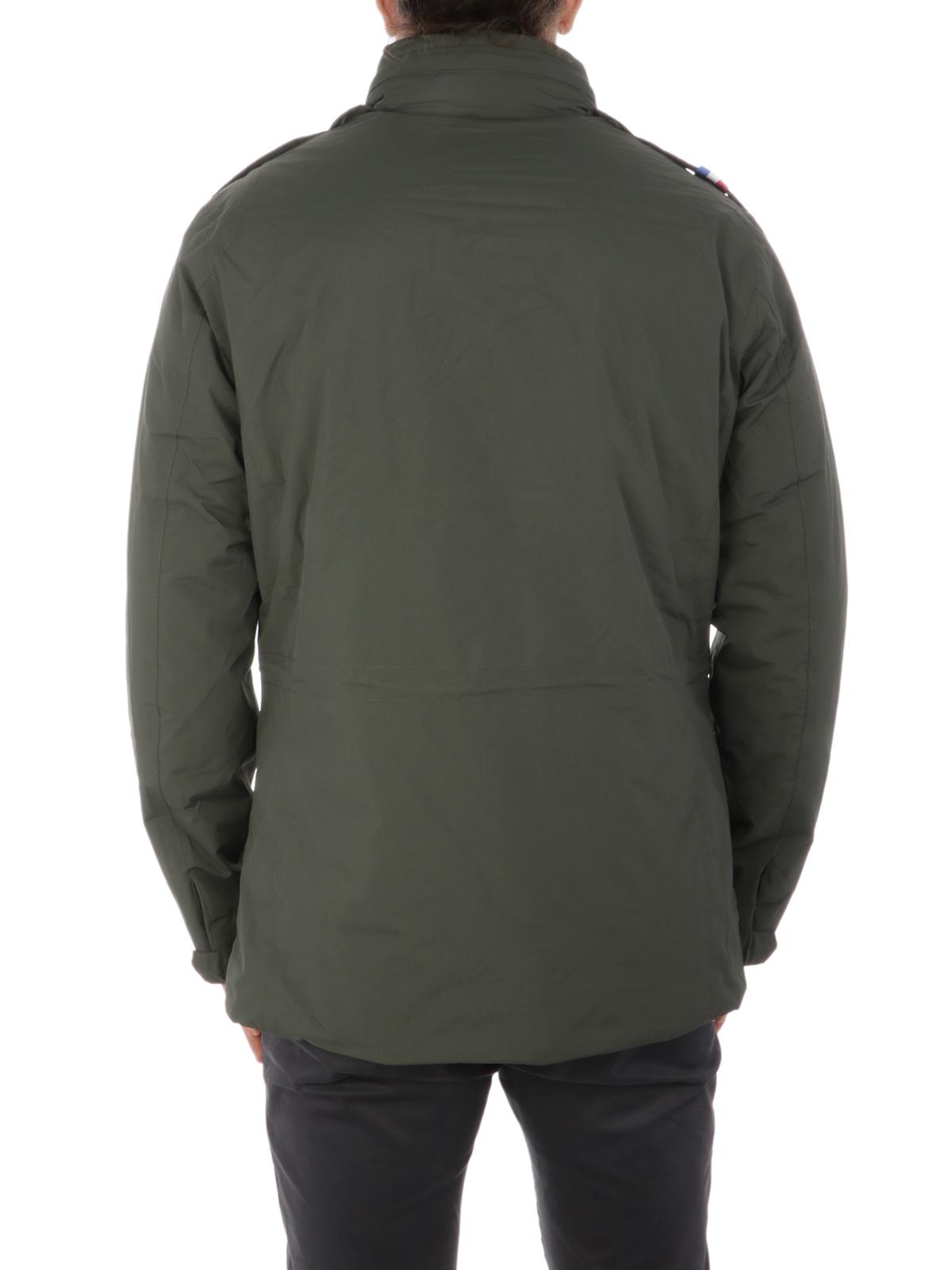 Picture of K-WAY   Men's Manfield Ripstop Marmot Jacket